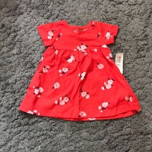 Old Navy Baby Girl Floral Shirt